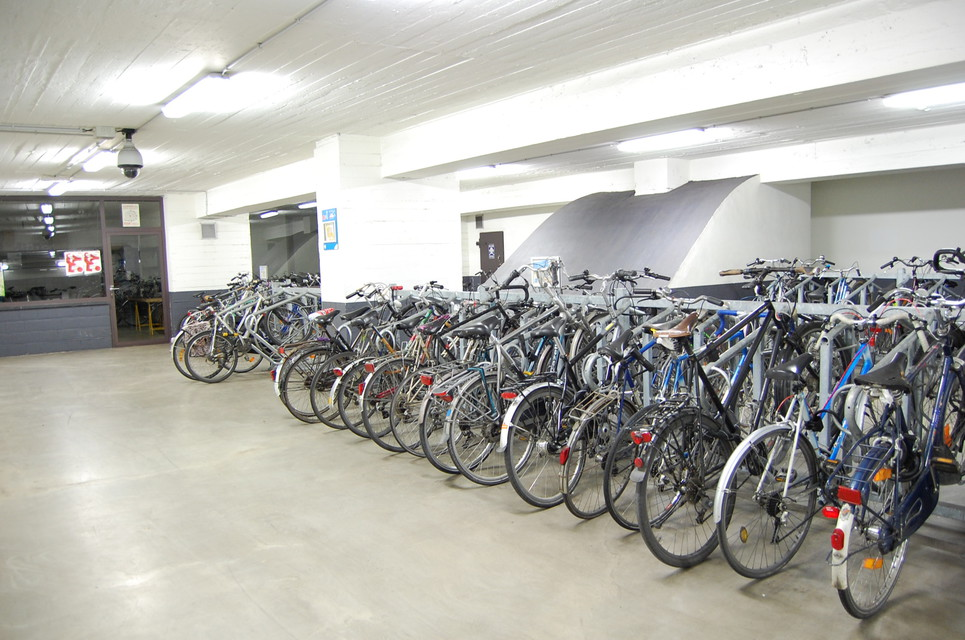 Bicycle Shed Central Cyclo